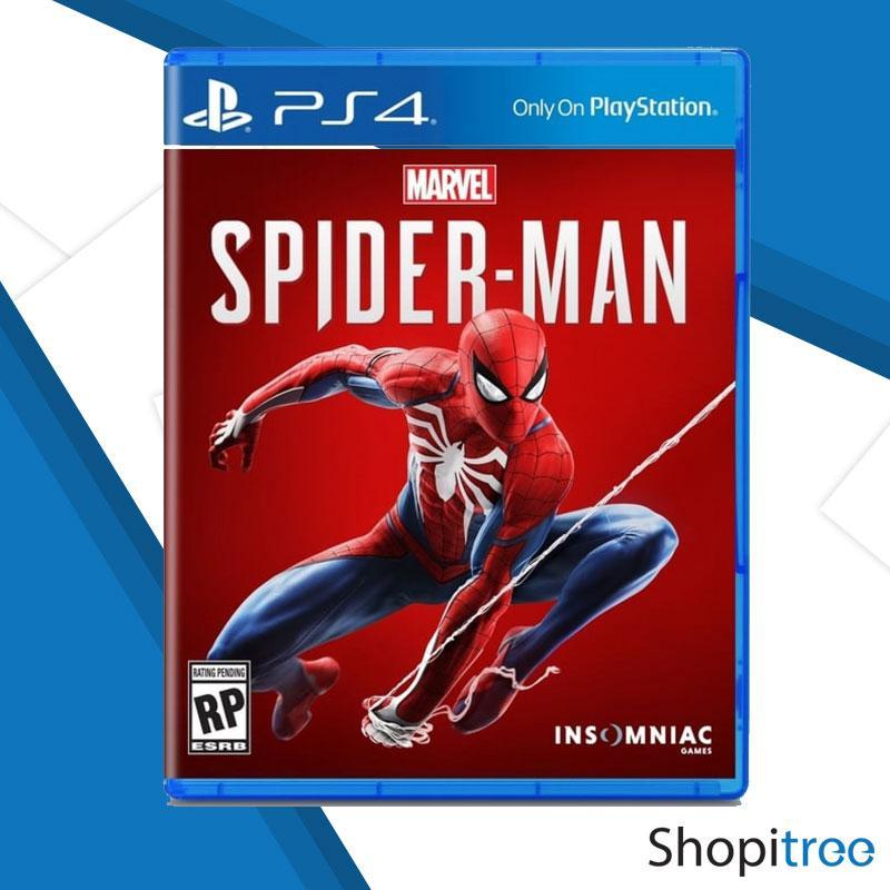 PS4 Marvel's Spider-Man / R3 (English)