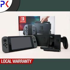 Nintendo Switch Console with Grey Joy-Con (ASIA)