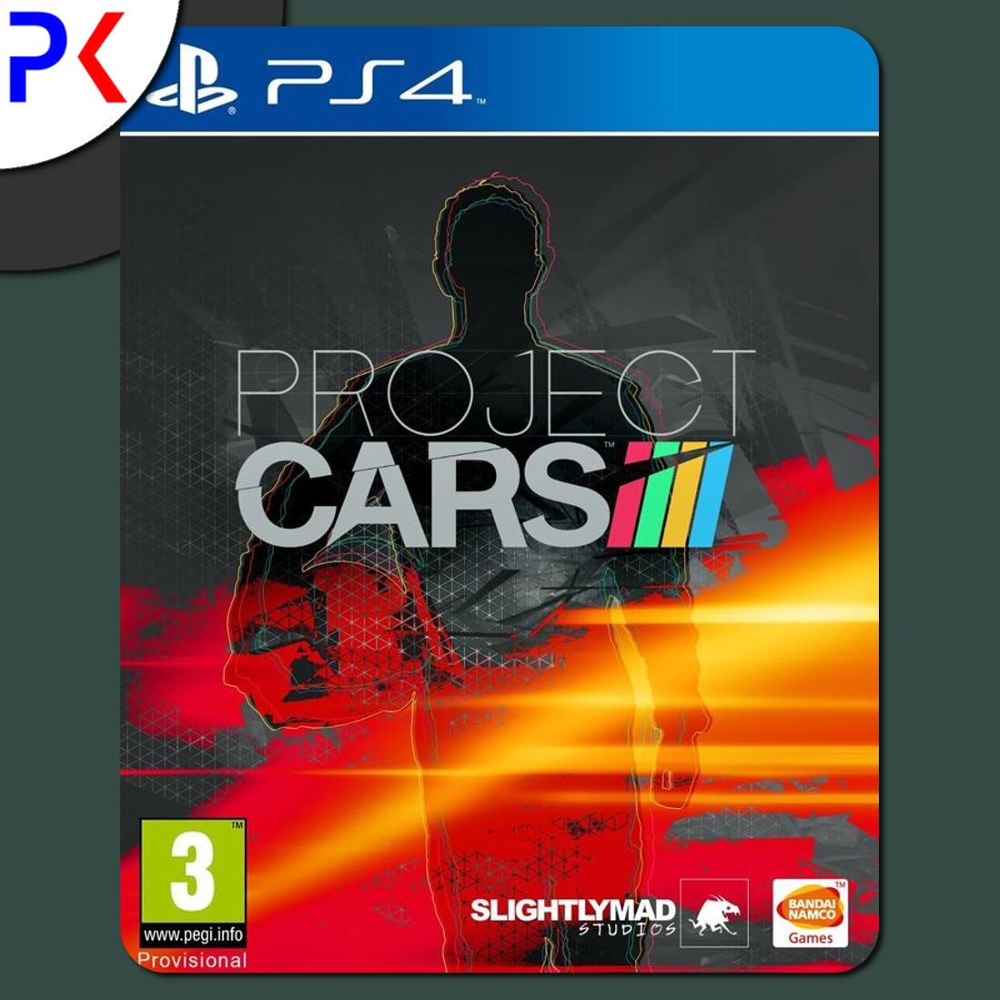 PS4 Project Cars (R1)
