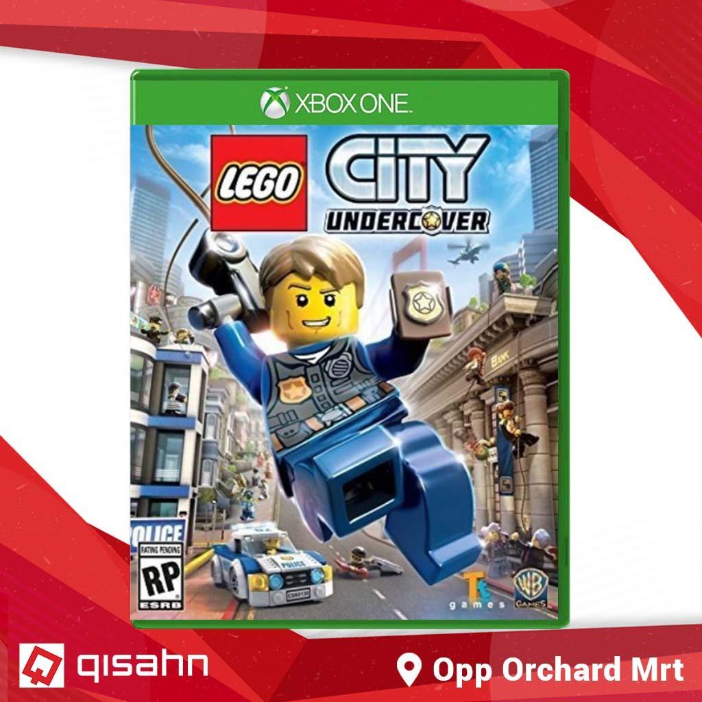 (XB1) Lego City Undercover Standard Edition