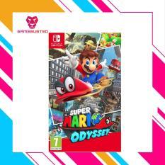 Nintendo Switch Super Mario Odyssey (PAL)