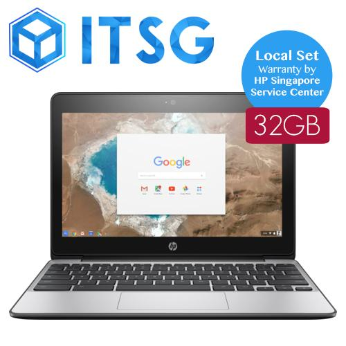 HP ChromeBook 11 G5 (Chrome OS – 32GB) / Home Use / Office Use / Notebook / Laptop / 11″ / Workstation