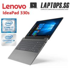 New Lenovo IdeaPad 330s intelcore i7 8th Gen 8550u /20GB memory(4GB DDR4 ram + 16GB intel optane memory) / 1TB HDD / AMD 4GB Graphics /15.6 inch FHD screen /win10 H /2YRS warty
