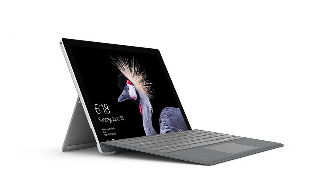 Microsoft Surface Pro 5 (Intel Core i5, 4GB RAM, 128GB)