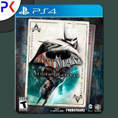 PS4 Batman: Return to Arkham (R3)