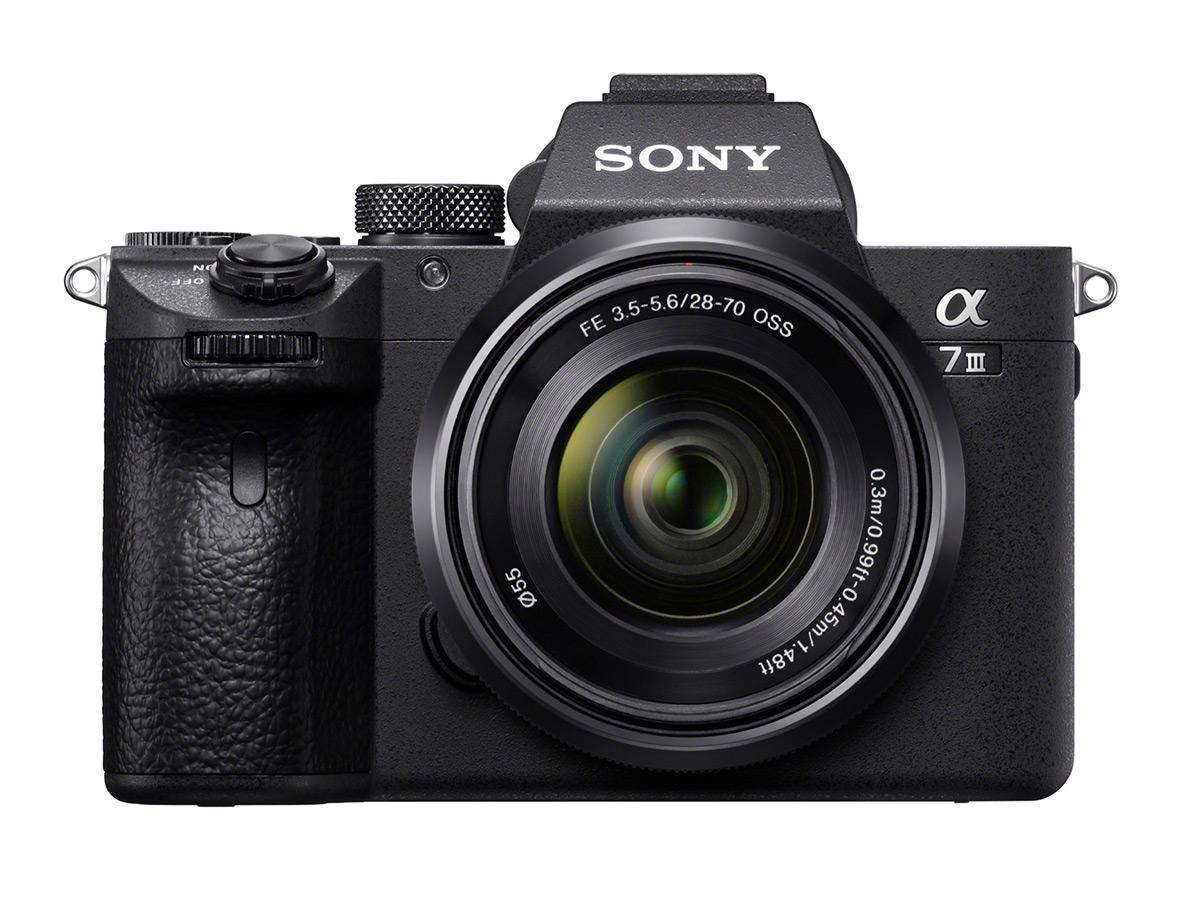 (NEW ARRIVAL) Sony ILCE-7M3 (A7M3) Full Frame (Body)