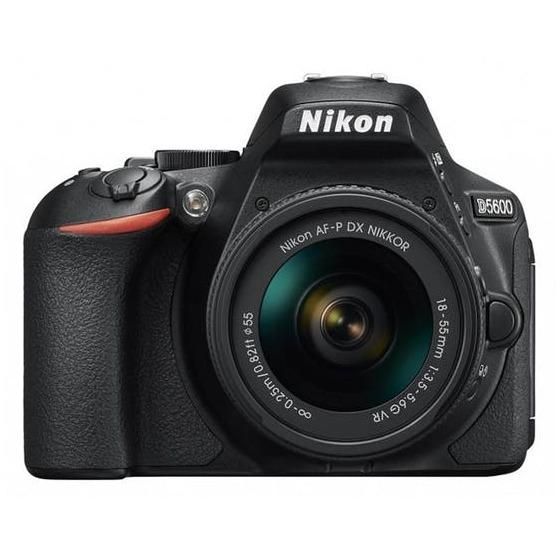 Nikon D5600 DSLR Camera with AFP18-55mm Lens Kit