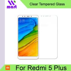 Tempered Glass Screen Protector (Clear) For Xiaomi Redmi 5 Plus