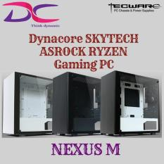 Dynacore SKYTECH ASROCK RYZEN Gaming Desktop with Windows10 Home