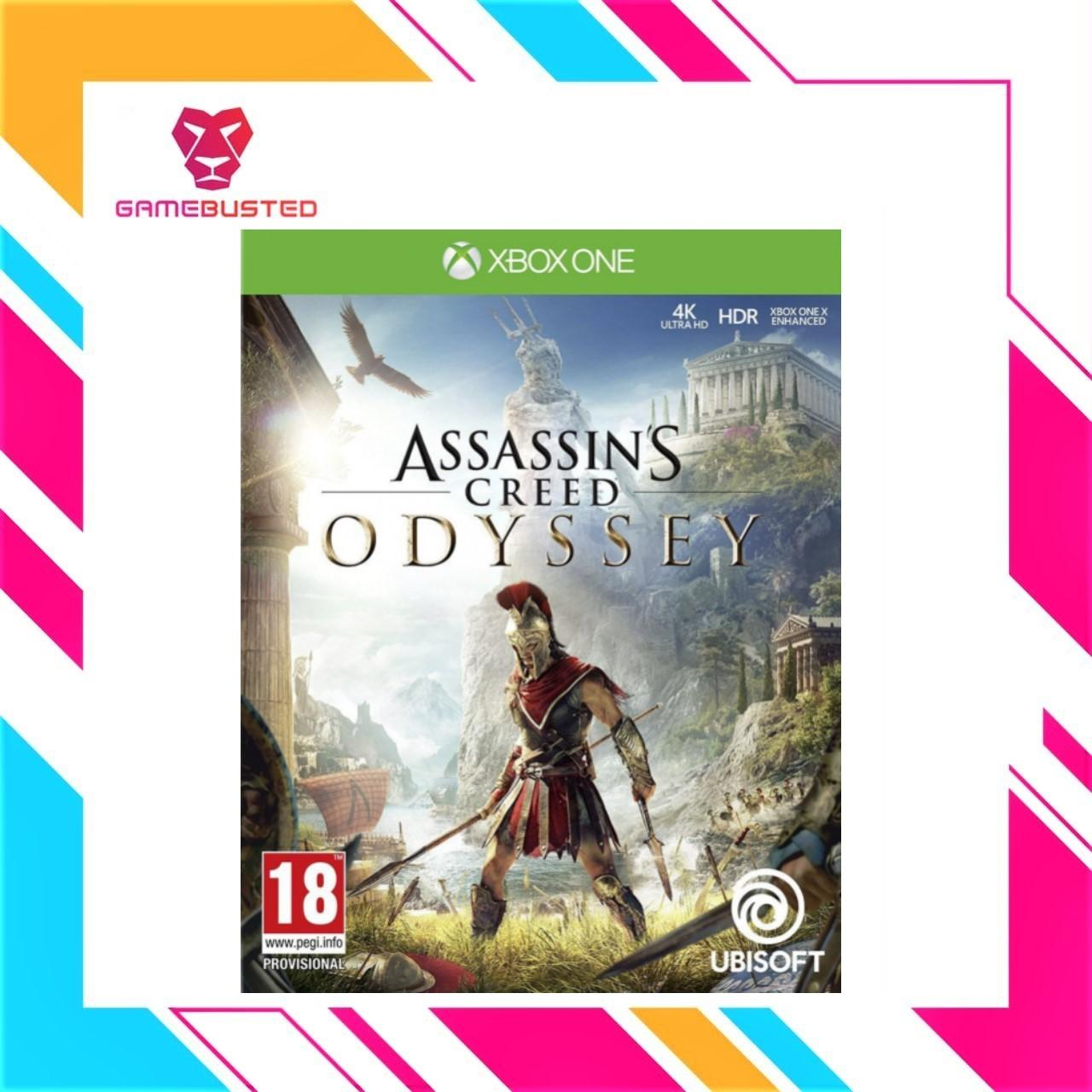 XBOX ONE Assassin's Creed Odyssey