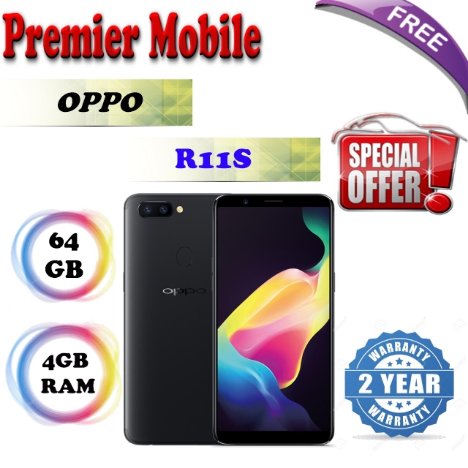 Oppo R11S 2 Year Warranty