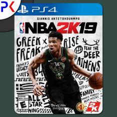 PS4 NBA 2K19 (R3)
