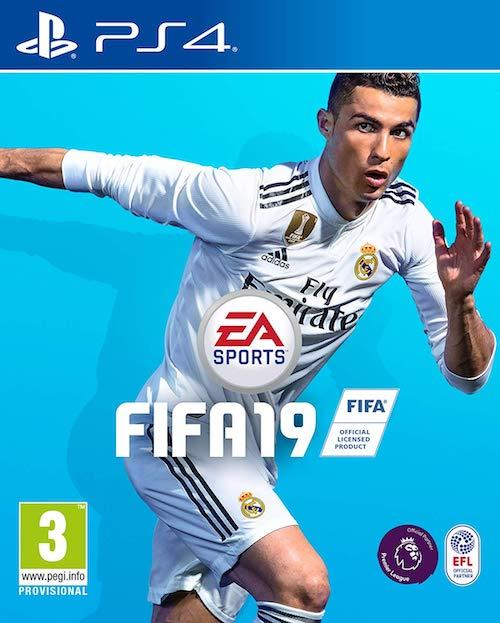 NEW RELEASE!!! PS4 FIFA 19