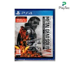 PS4 Metal Gear Solid V: The Definitive Experience-EUR(R2)