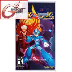 Nintendo Switch Megaman X Legacy Collection 1 + 2 (US) (English)