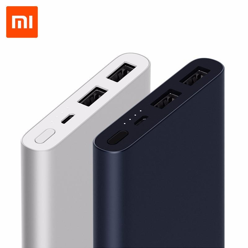 Xiaomi Mi Power Banks 2 10000mAh Dual USB Newest Version