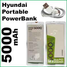 HYUNDAI 5000 MAh ULTRA PORTABLE POWER BANK