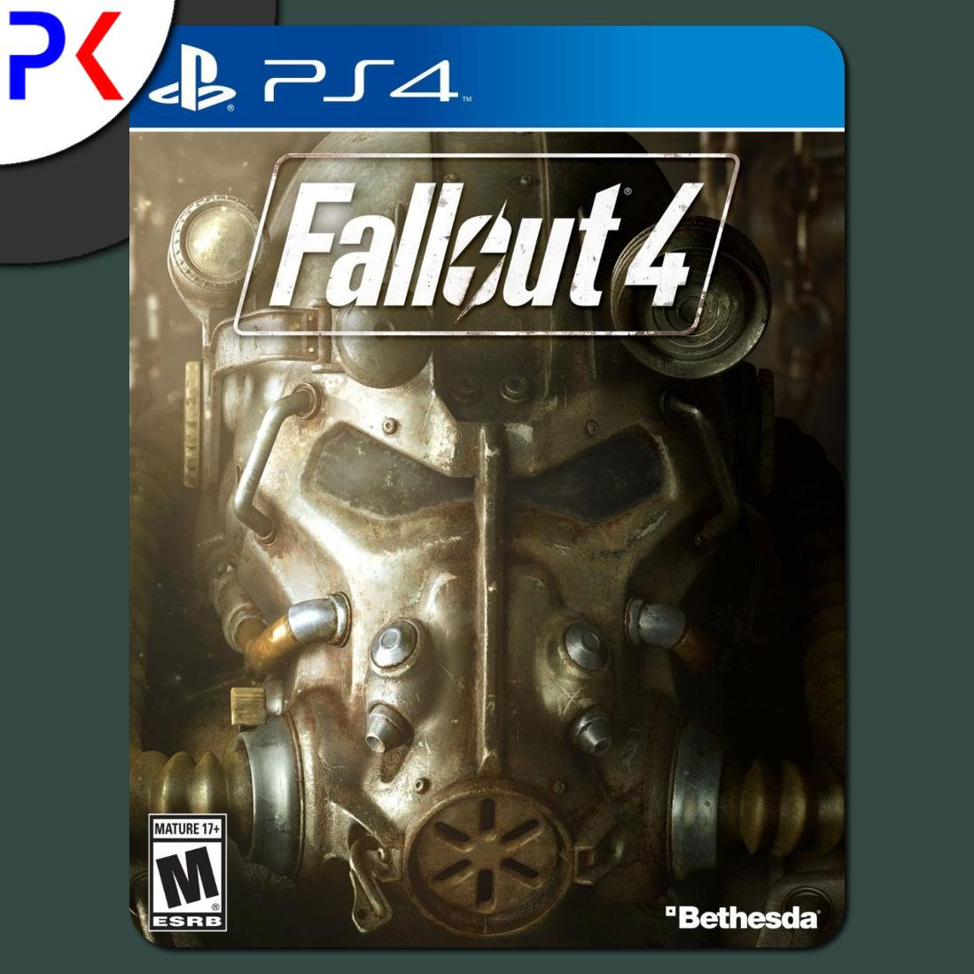 PS4 Fallout 4 (R1)