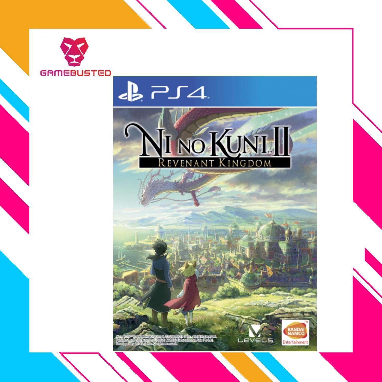 PS4 Ni No Kuni II: Revenant Kingdome (R3)