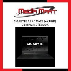 GIGABYTE AERO 15-X8 (4K UHD) Gamimg Notebook