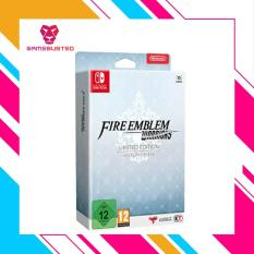 Nintendo Switch FIRE EMBLEM WARRIORS LIMITED EDITION