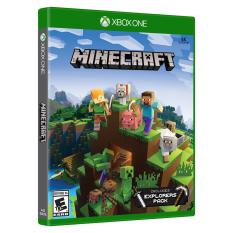 [Xbox GAMES] Minecraft Explorers Pack