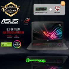 8th Gen ASUS GL703GM – E5100T EXCLUSIVE(8th-Gen GTX1060 6GB GDDR5) 17.3″ with 144Hz Gaming Laptop *NDP PROMO*