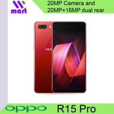 (Telco) Oppo R15 Pro