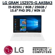 LG GRAM 15Z975-G.AA5BA3 I5-8250U / 8GB / 256GB / 15.6″ FHD IPS / WINDOW 10