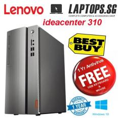 NEW LENOVO DESKTOP FOR OFFICE AND HOME USE INTEL J3455 PROCESSOR / 4GB RAM / 1TB HDD / WIN 10 HOME/ 1YR WARRANTY / 1YR ANTIVIRUS