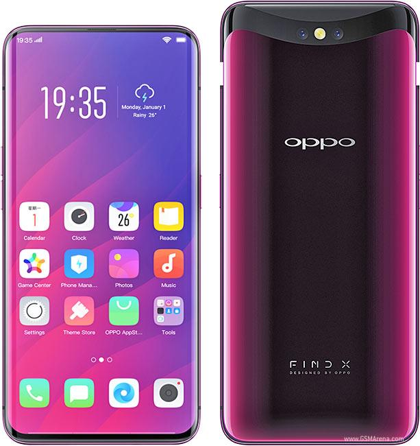 OPPO FIND X – 2 years Warranty + Freebies