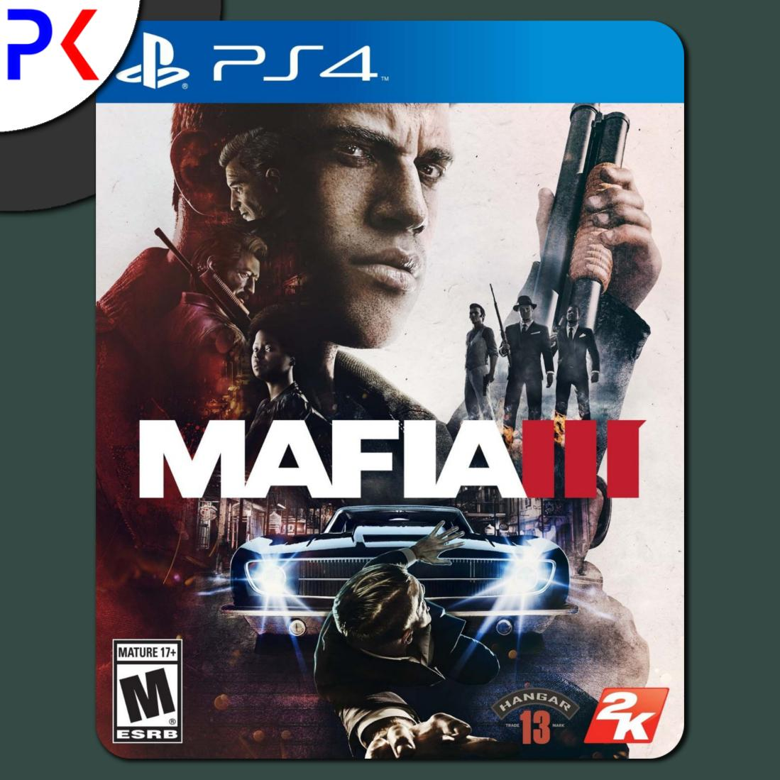PS4 Mafia III (R1)