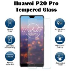 Huawei P20 Pro Tempered Glass Screen Protector (Clear)