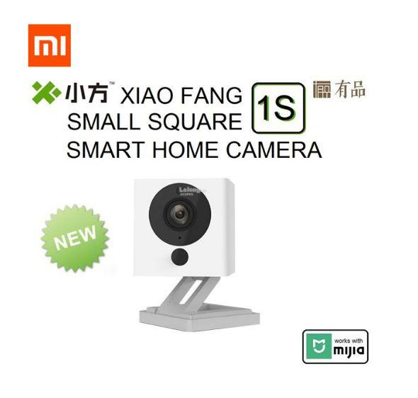 2018 XIAOMI Mi Xiao Fang Small Square Smart Camera 1S – XiaoFang CCTV