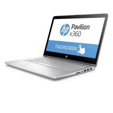 HP Pavilion x360 Convertible 14-ba110TX(14″/8th Gen -i7-8550U/8 GB-HDD/512GB-SSD/NVIDIA® GeForce® 940MX),Silk Gold