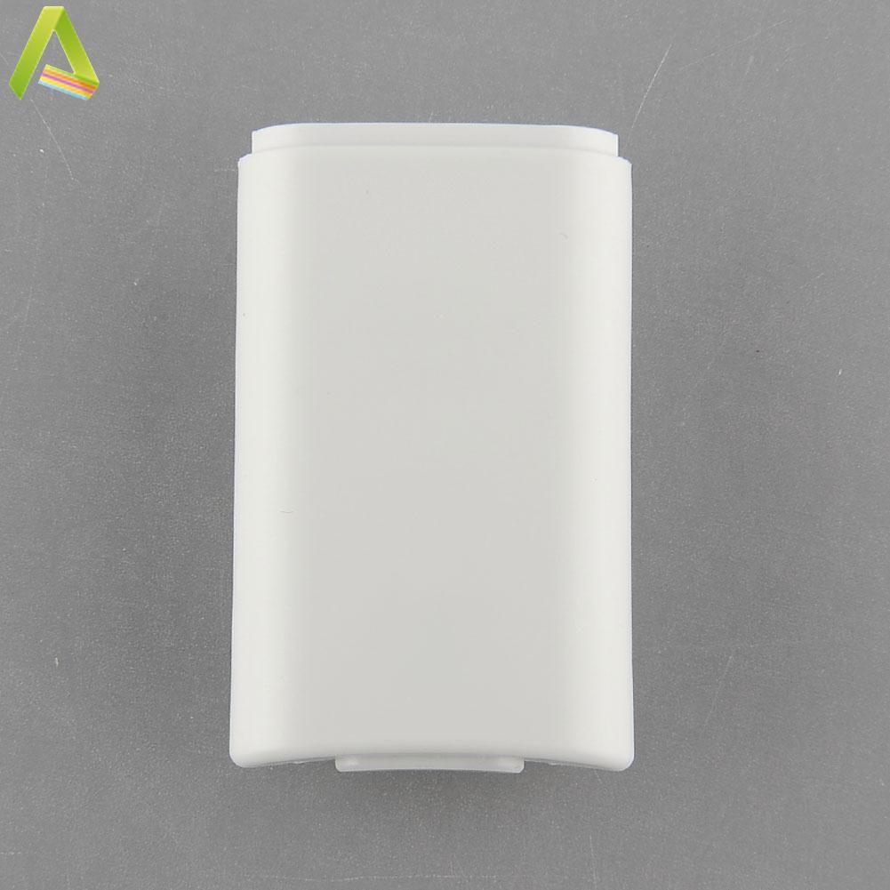 New Battery Cover Case Kit for Xbox 360 Wireless Controller 2 Color White/Black – intl