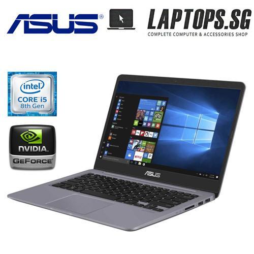 NEW Asus x411UF-BV070T intel core i5 8th Gen 8250u Processor / 8GB DDR 4 ram / 1TB HDD / Nvidia geforce 2 gb Graphic /Win 10 home / 1yr wanty