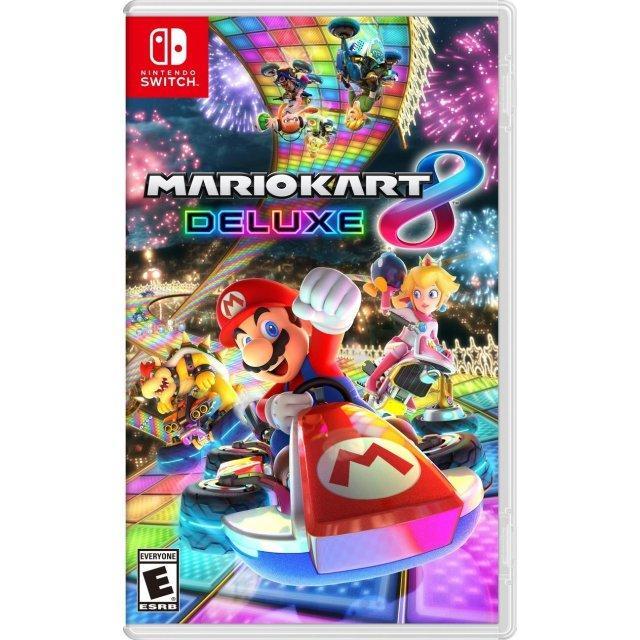 Nintendo Switch Mario Kart Deluxe 8-US (R1)