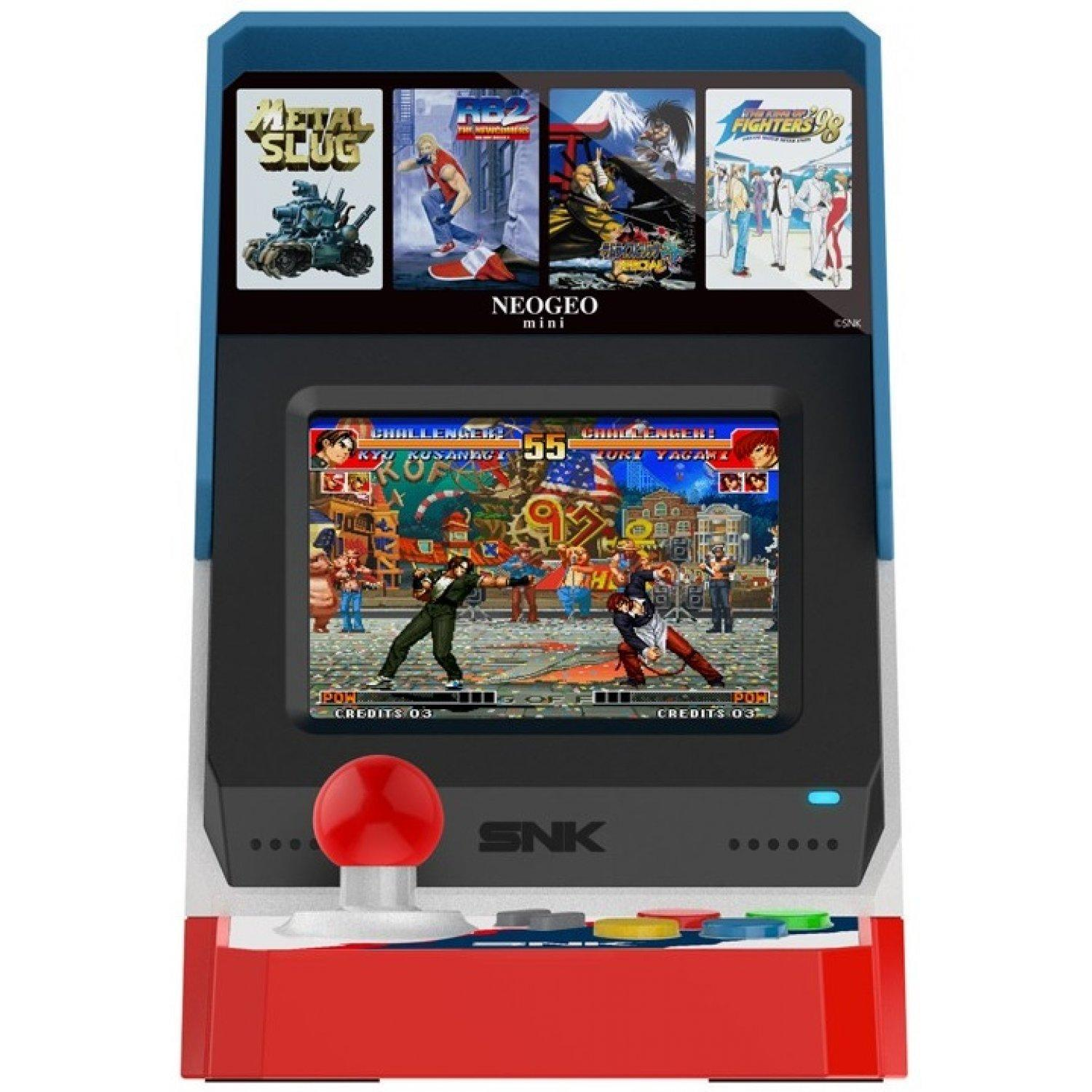NEOGEO Mini Console Japan Ver. [In Stock Now]