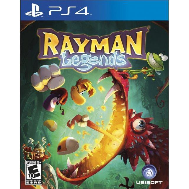PS4 Rayman Legends-US(R1)(CUSA 00069)
