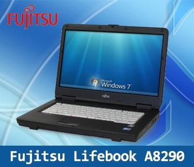 Refurbished Futjisu A8290 Laptop / 12in / Celeron / 2GB RAM / 250GB HDD / Japanese Keyboard / Window 7...
