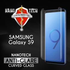Nanotech Samsung Galaxy S9 / S9 Plus Matte Anti-Glare Curved Tempered Glass Screen Protector