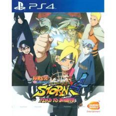 PS4 Naruto Shippuden: Ultimate Ninja Storm 4 Road To Boruto-AS(R3)(PLAS 07095)