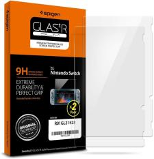 SPIGEN Nintendo Switch Tempered Glass Screen Protector (2 Pack) – VALUE BUY!!