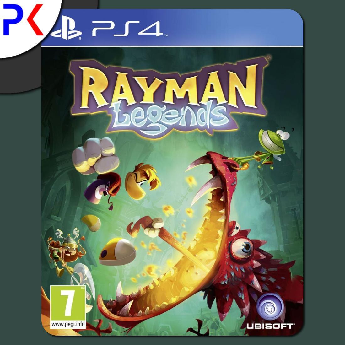 PS4 Rayman Legends (R2)