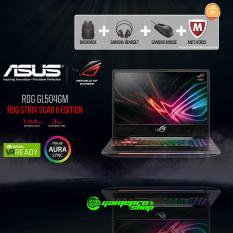 8th Gen ASUS ROG Strix SCAR II GL504GM – ES172T (8th-Gen/256GB SSD/GTX 1060 6GB GDDR5) 15.6″ With 144Hz Gaming Laptop *END OF MONTH PROMO*