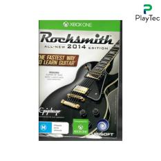 XBOX One Rocksmith All-New 2014 Edition (R3)