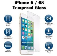 iPhone 6 / 6S Tempered Glass Screen Protector (Clear)