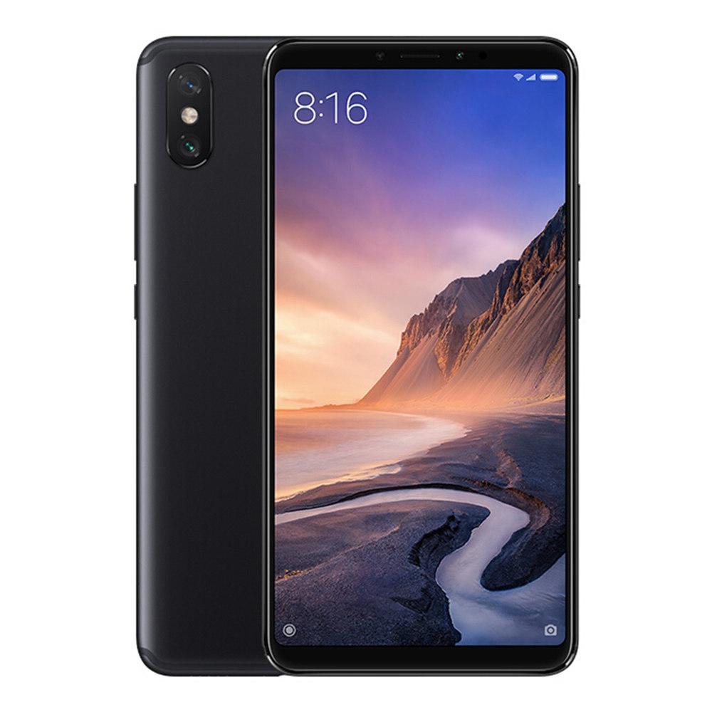 Xiaomi Mi Max 3 (4GB+64GB) – Black (Singapore Warranty)