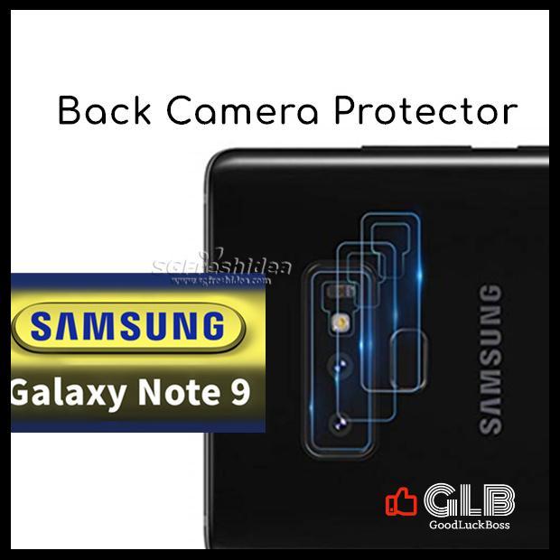 1x Samsung Galaxy Note 9 Back Camera Protector